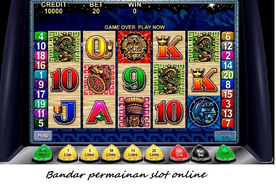 Bandar permainan slot online
