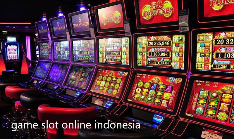 Beberapa Strategi Untuk Main Mesin Slot Jackpot Indonesia